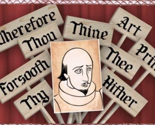 Dumbing down Shakespeare