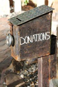 Help with donations. Contact Mundus Verborum.