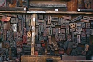 Typesetting - Mundus Verborum